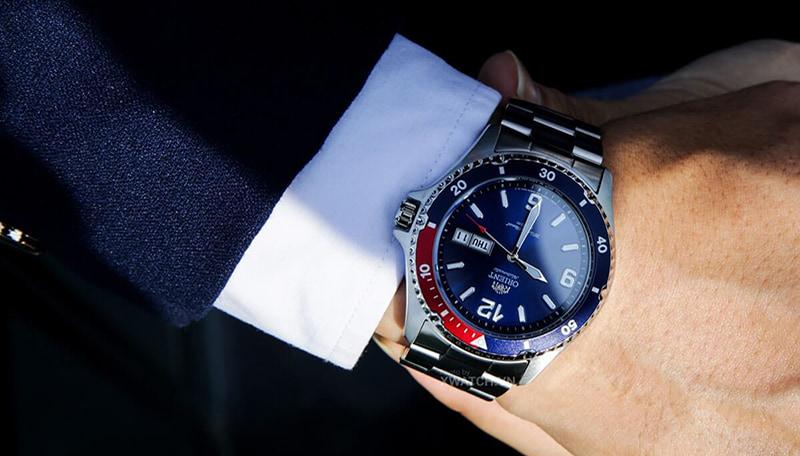 Orient Mako - Đồng hồ nam thể thao đáng mua nhất