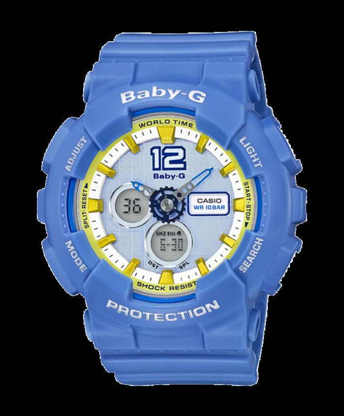 Đồng hồ Casio Baby G BA-120-2BDR