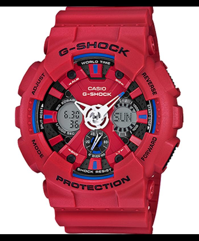 Casio G-Shock GA-120TR-4ADR