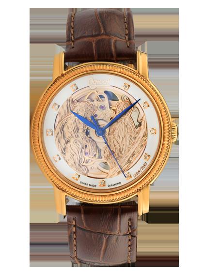 Đồng hồ Ogival OG358.392AGR-GL