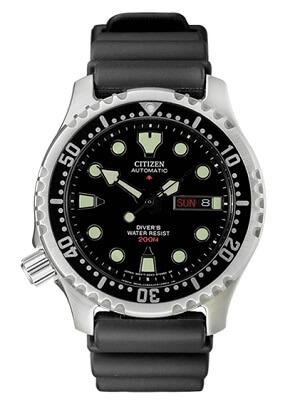 Đồng hồ Citizen NY0040-09E chính hãng