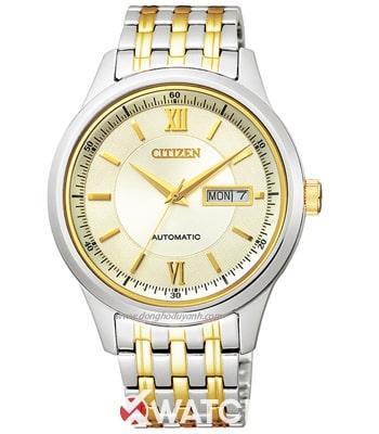 Đồng hồ Citizen NP4056-58P chính hãng