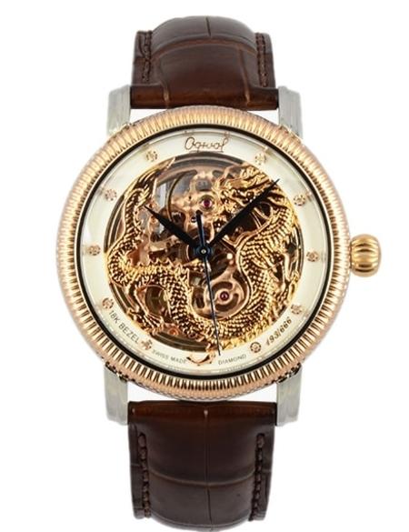 Đồng hồ Ogival OG358-18.65AGSR-GL