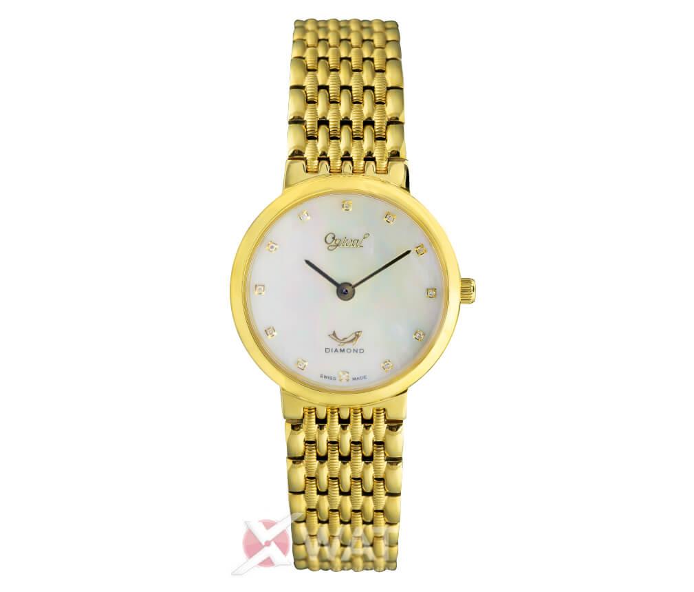 Đồng hồ Ogival OG385-032LK-T-Trai chính hãng