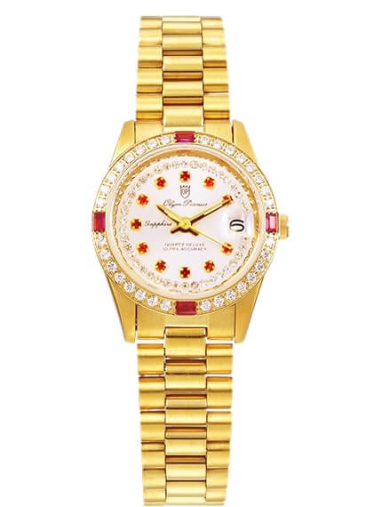 Đồng hồ Olym Pianus OP68322DK-T