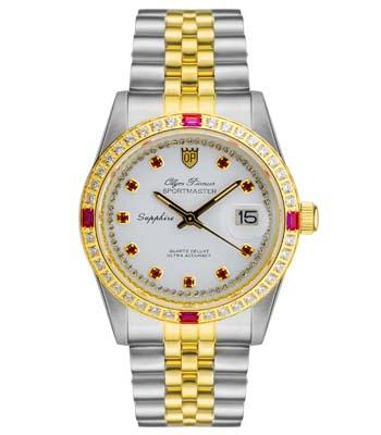 Đồng hồ Olym Pianus OP89322DSK-T chính hãng