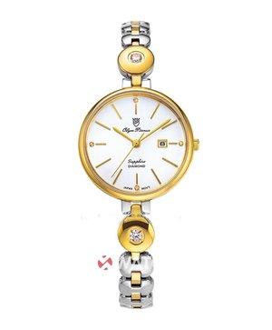 Đồng hồ Olym Pianus OP2500LSK-T