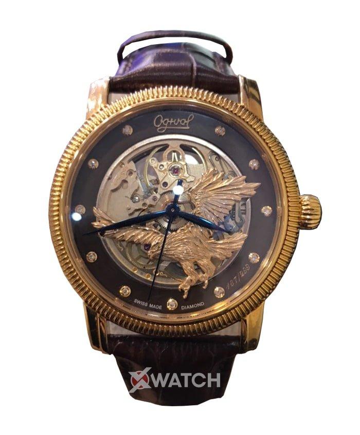 Đồng hồ Ogival OG358.31AG42R-GL-NAU
