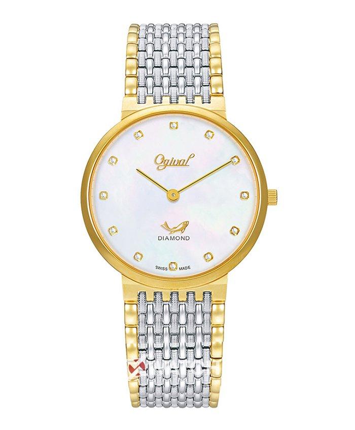 Đồng hồ Ogival OG385-022GSK-T