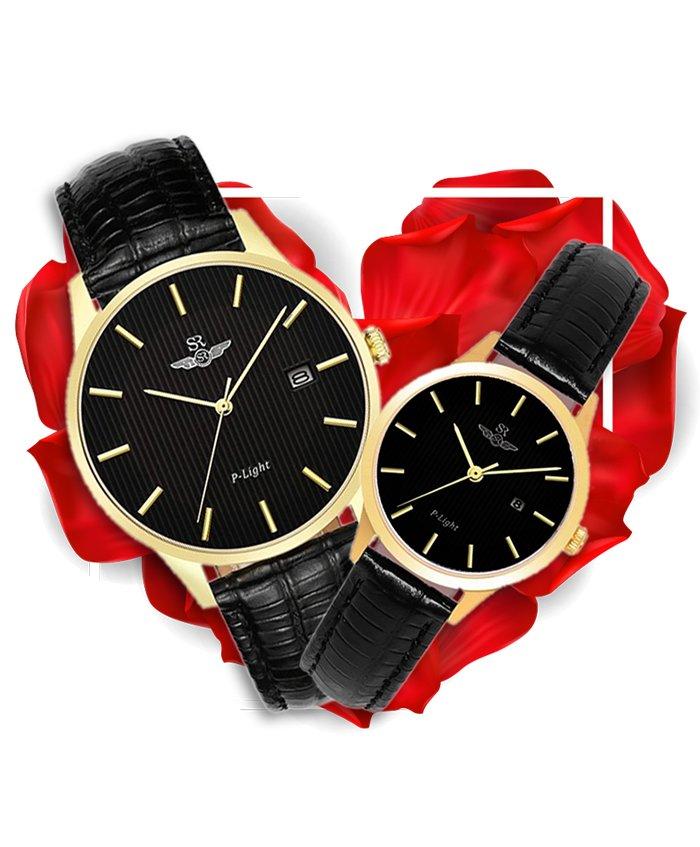 Đồng hồ đôi SRWatch SG10050.4601PL + SL10050.4601PL