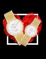 Đồng hồ đôi Ogival OG385-022DGK-V + OG385-022DLK-T 0