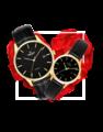 Đồng hồ đôi SRWatch SG10050.4601PL + SL10050.4601PL 0