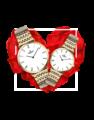 Đồng hồ đôi SRWatch SG8702.1202 + SL8702.1202 0