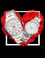 Đồng hồ đôi Orient FUNG8002W0 + FUNG7002W0 0