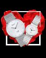 Đồng hồ đôi Ogival OG385-022MW-T + OG385-022LW-T 0