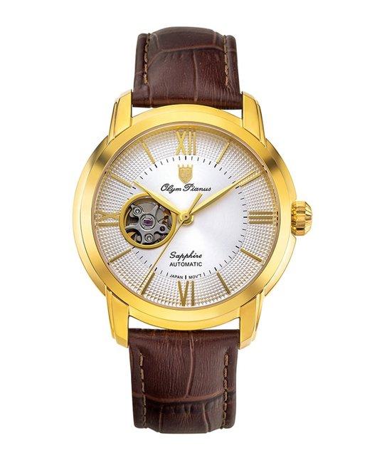 Đồng hồ Olym Pianus OP990-34AGK-GL-T