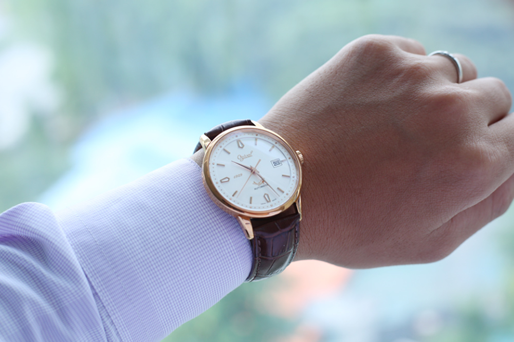 Thiết kế Ogival 1929 Dress Watch