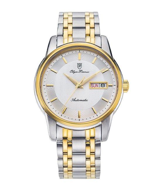 Đồng hồ Olym Pianus OP990-16AMSK-T
