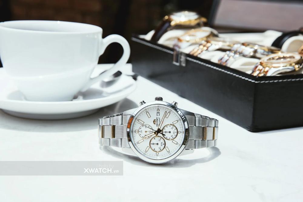 Đồng hồ nam Orient FKU00001W0 6 Kim