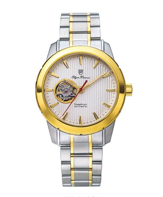 Đồng hồ Olym Pianus OP993-8AGSK-T