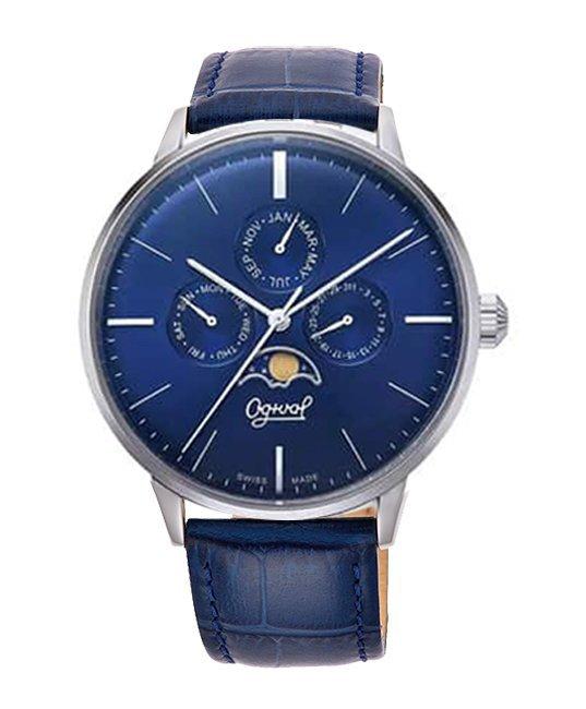 Đồng hồ Ogival OG1930-6MS-GL-X
