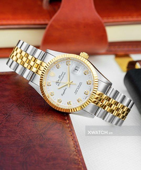 Đồng hồ Olym Pianus OP89322SK-T