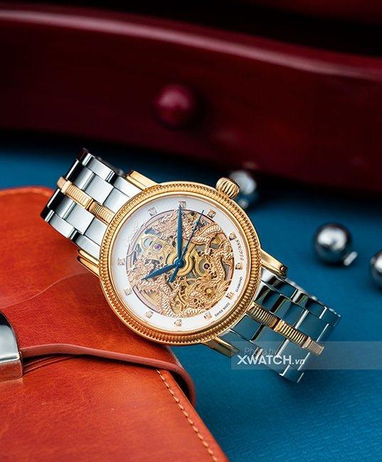 Đồng hồ Ogival OG358.652AGSR-T