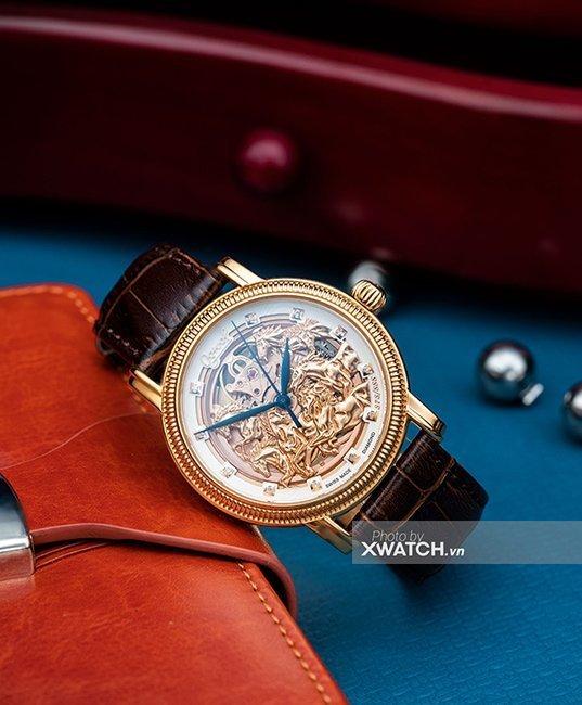 Đồng hồ Ogival OG358.88AGR-GL
