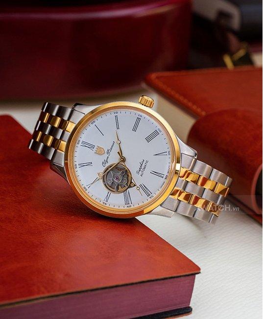 Đồng hồ Olym Pianus OP99141-71.1AGSK-T-LM