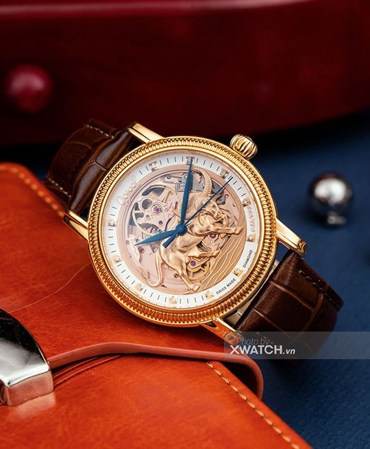 Đồng hồ Ogival OG358.52AGR-GL