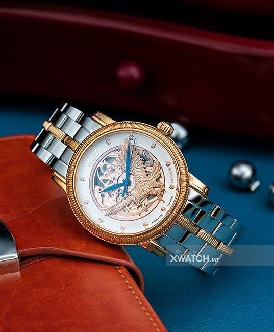 Đồng hồ Ogival OG358.31AG42SR-T