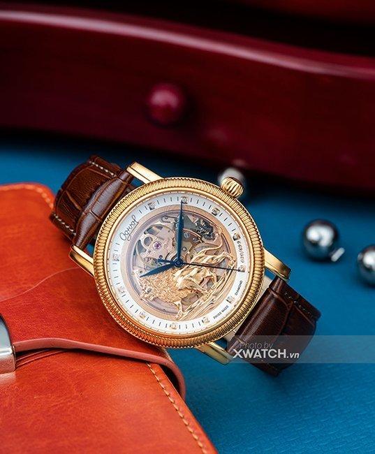 Đồng hồ Ogival OG358.55AG42R-GL