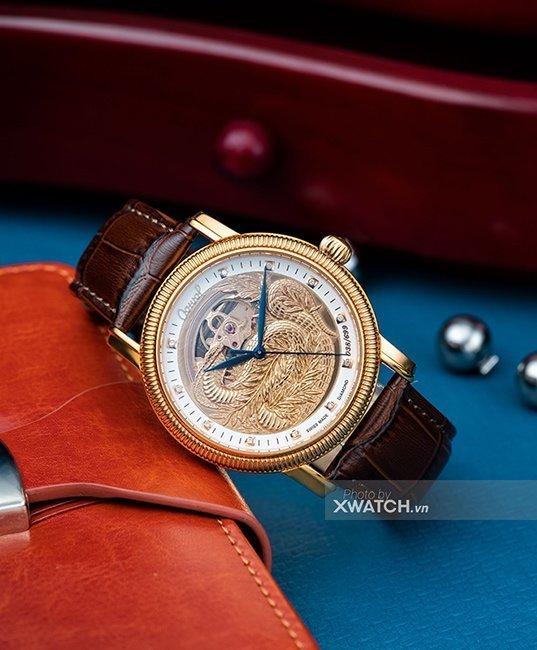 Đồng hồ Ogival OG358.56AG42R-GL