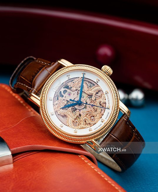 Đồng hồ Ogival OG358.652AGR-GL