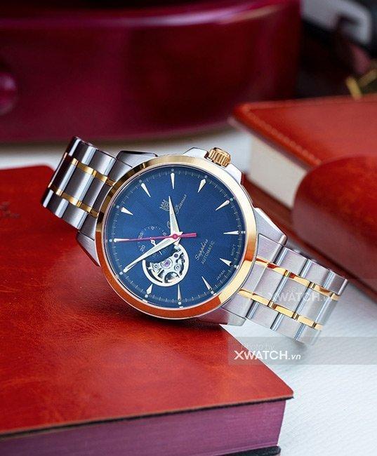 Đồng hồ Olym Pianus OP990-083AMSK-X