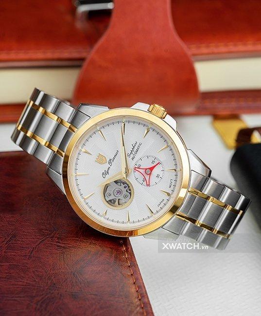 Đồng hồ Olym Pianus OP9908-77AMSK-T-EF