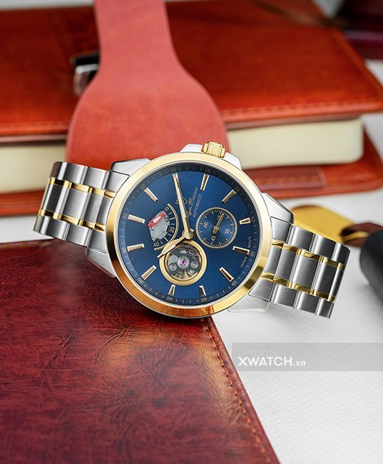 Đồng hồ Olym Pianus OP9908-88AGSK-X