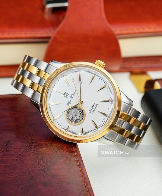 Đồng hồ Olym Pianus OP99141-71AGSK-T-CV