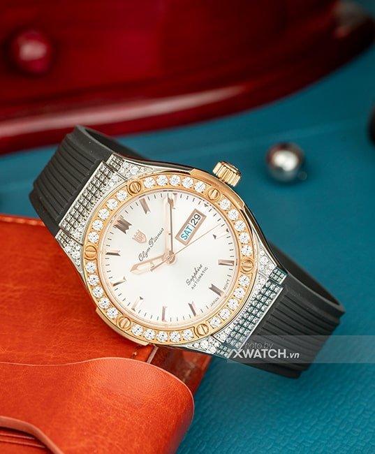 Đồng hồ Olym Pianus OP990-45ADDGSR-GL-T
