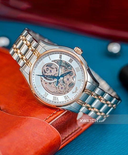 Đồng hồ Ogival OG3356.61AGSR-T