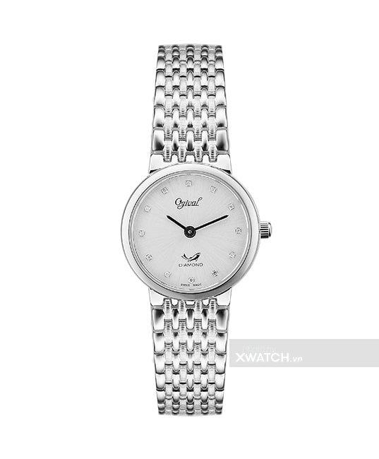 Đồng hồ Ogival OG385-022LW-T