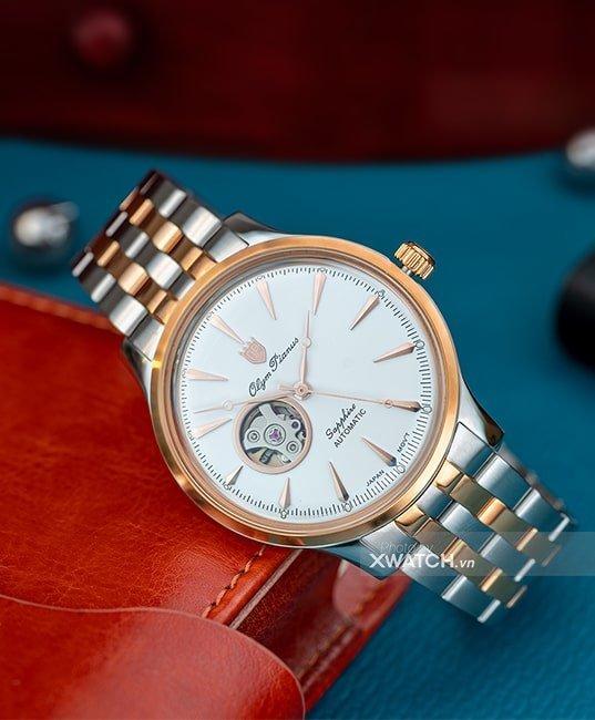 Đồng hồ Olym Pianus OP99141-71AGSR-T-CV