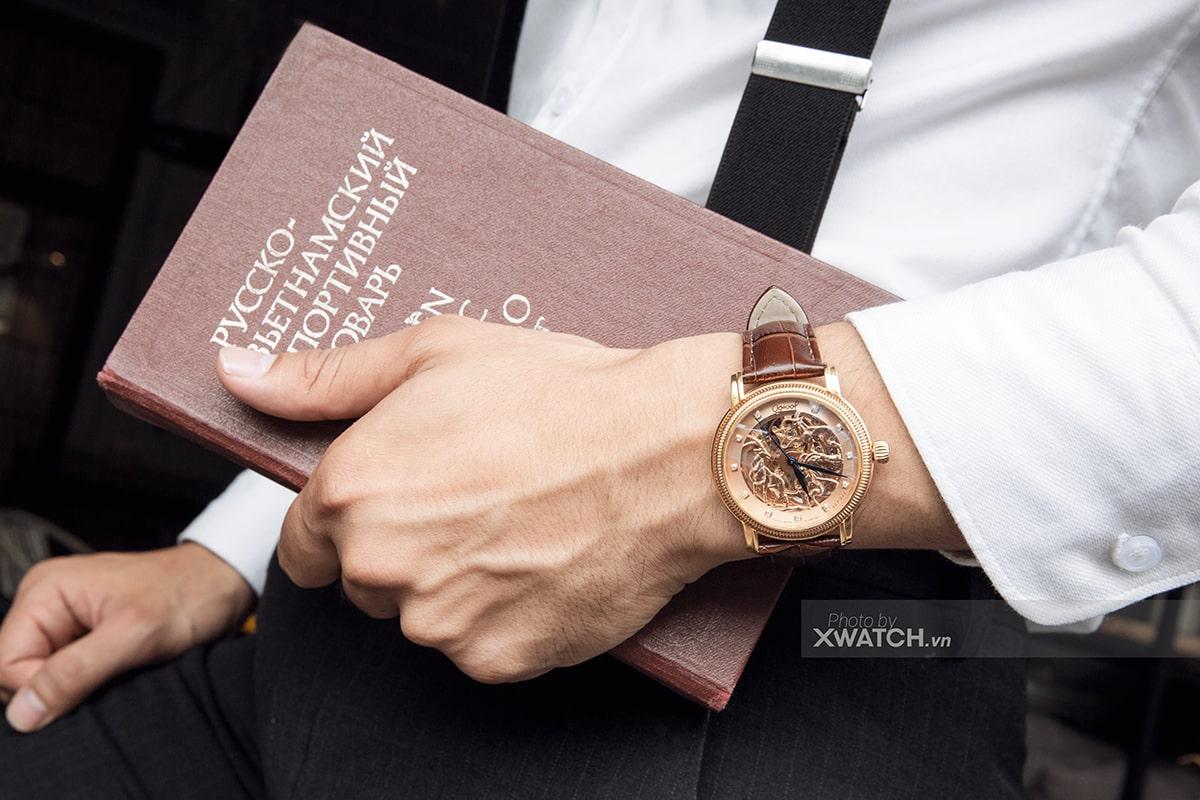 Đồng hồ Ogival Tam Dương 666 chiếc