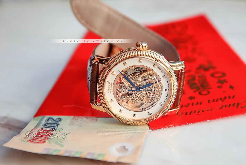 Đồng hồ Ogival Kim Kê cao cấp