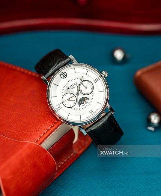 Đồng hồ Bentley BL1865-30MWWB-MS-GL