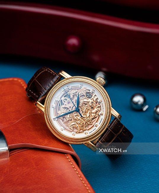 Đồng hồ Ogival OG358.88A42GR-GL