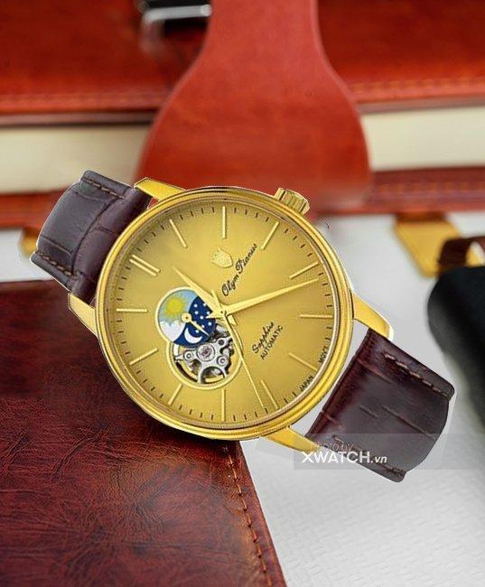 Đồng hồ Olym Pianus OP990-389AMK-GL-V