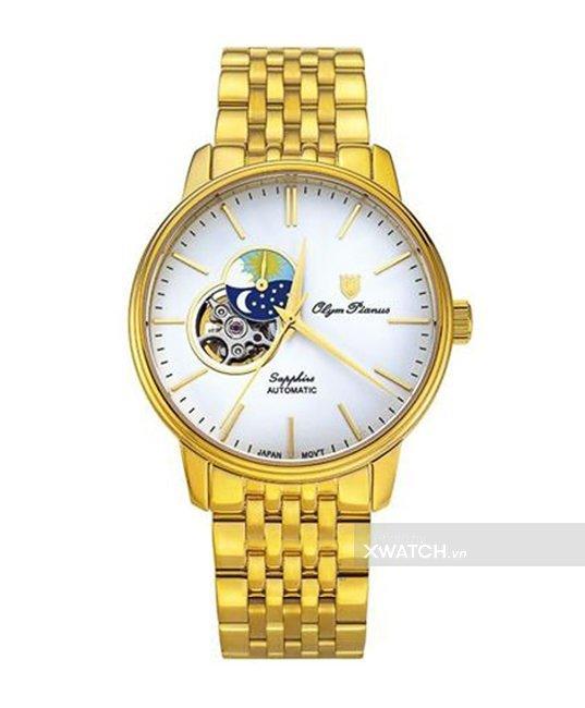 Đồng hồ Olym Pianus OP990-389AMK-T