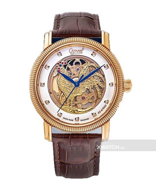 Đồng hồ Ogival OG358.37AGR-GL