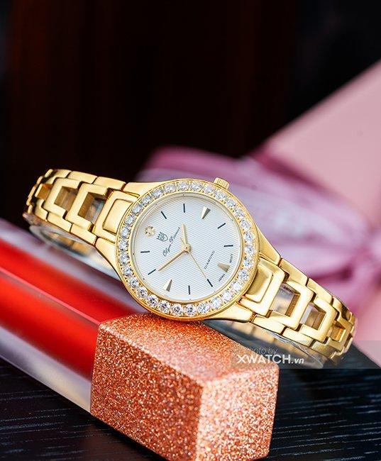 Đồng hồ Olym Pianus OP24591DLK-T